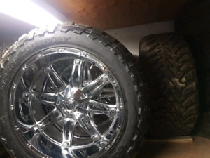 Chrome Fuel Hostages with Toyo MTs