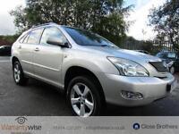 LEXUS RX 300 SE-L, Silver, Auto, Petrol, 2005 GREAT HISTORY