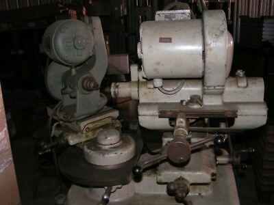 Pratt Whitney Tool Cutter Grinder
