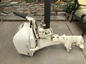 Viking 9 Outboard