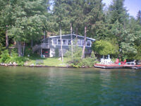 Waterfront cottage for sale 31 Mile Lake