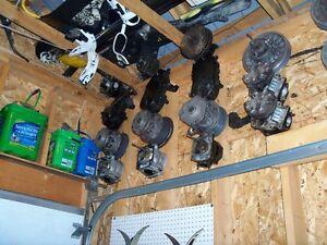 Pièces de motoneiges arctic cat de 1991 a 2005 West Island Greater Montréal image 6