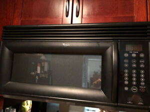 Whirlpool Over the Range Microwave Oven