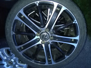 "17"" RTX poison series rims"