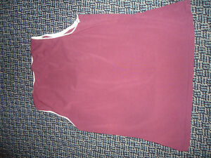Ladies Size XL Burgundy Tank Top MEXX Brand Kingston Kingston Area image 3