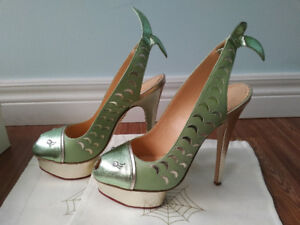 NEW! Charlotte Olympia Pumps - size 39 (8.5)