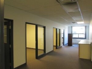 REDUCED RENT FOR OFFICES OVERLOOKING SPRING GARDEN ROAD