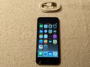 Apple iPod Touch 6th Gen 16GB MP3 Player - Space Gray - Warranty