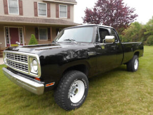 wanted dodge d/w series parts