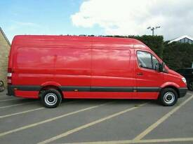 Man and Van Service in Slough-windsor-maidenhead-chertsey-Langley, Luton van with tail lift