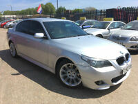 BMW 520 2.0TD 2006MY d M Sport