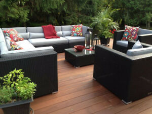 * PRICE DROP * SUMMER END PATIO SALE - While Inventory Lasts