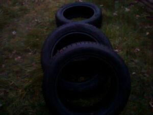 Hankook Winter Tires 245/50/18