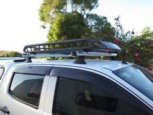 Rola Rack Bars, Kayak Cradles and Vortex Luggage Basket Stirling Stirling Area Preview