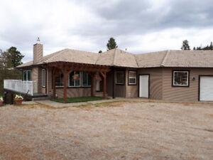 Home and Acreage in the Okanagan