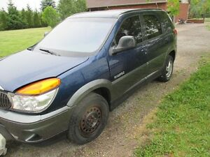 2004 Buick Rendezvous SUV, Crossover London Ontario image 2