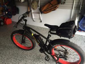 Epic Juggernaut MDX Fat Tire E-bike (Electric Bike) $1800 OBO