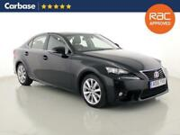 2015 LEXUS IS 300h Luxury 4dr CVT Auto