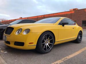 48000$ only for 2005 Bentley Continental GT Coupe (2 door)