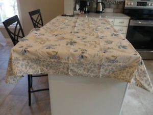 Two Table Cloths, New