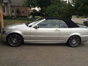 2005 BMW 3-Series Convertible
