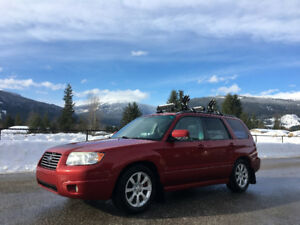 2006 Subaru Forester Leather