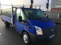 2012 62 Ford Transit 2.2TDCi 100 PS RWS DROPSIDE WITH TAILIFT