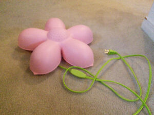 Flower light ikea kijiji in ontario buy sell save with childrens pink flower wall light aloadofball Images