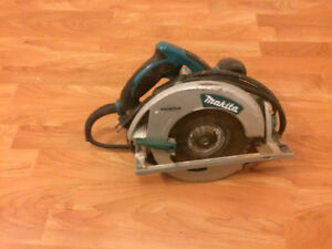 Makita skill saw 7 1/4