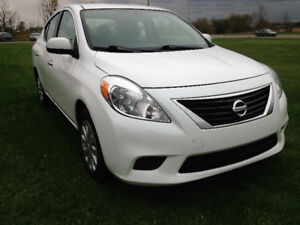 2013 Nissan Versa SV Sedan LOW KM'S