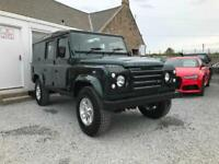 2011 (11) Land Rover Defender 110 County Utility Wagon 2.4 TDCI