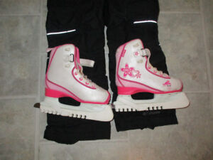 kid girl skates size 13