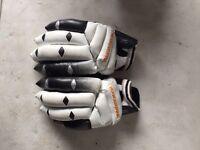 Small boys cricket gloves