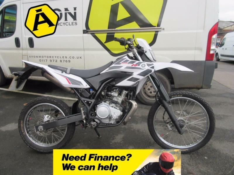 YAMAHA WR 125cc ENDURO/SUPERMOTO - LEARNER LEGAL MOTORCYCLE