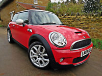 2009 MINI 1.6 COOPER S CHILI PACK 175 BHP. JUST SERVICED !!