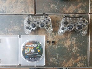 Minecraft (Controllers SOLD)