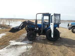 2008 Feng-Shou Tractor For Sale