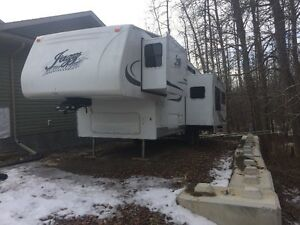 Jazz by Thor 2960RL Fifth Wheel