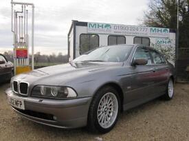 2002 02 BMW 530 2.9TD auto 2002MY d SE