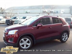 2016 Chevrolet Trax LTZ  - Low Mileage