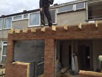 Tiles, flooring, Plumbing , painting, extension, roofing, partition, plastering etc..