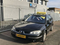2006 RENAULT LAGUNA ESTATE 1.9 DCI 130 DIESEL * START AND DRIVE VERY WELL *F/MOT