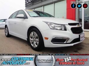 Chevrolet Cruze LT | Bluetooth | Backup Camera |  Low KMs! 2015