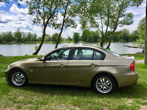2006 BMW Havane 323i Berline