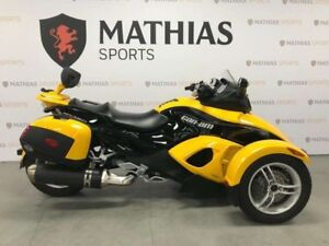 2009 Can-am SYDER RS SM5