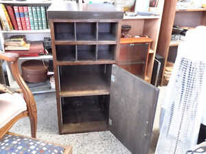 Vintage  storage cabinet excellent condition  only 48.00
