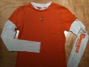 GARFIELD Movie Promo Shirt BRAND NEW