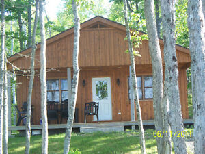 Beautiful front lake cottage for rent on Falls Lake