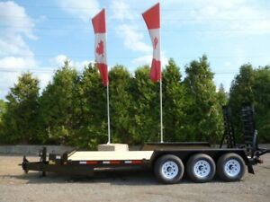 Miska 10 Ton Low Bed Float Trailer
