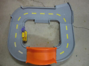 Fisher Price toy car track